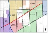 Plainfield Road Map
